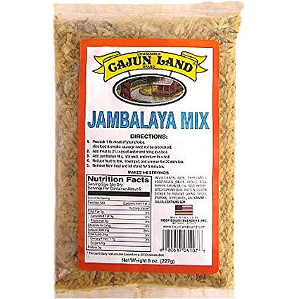 Cajun Land Jambalaya Mix