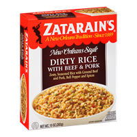 Zatarain's Dirty Rice Frozen Entree