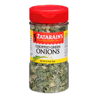 Zatarain's Chopped Green Onions
