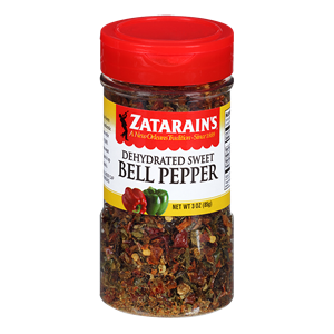 Zatarain's Dehydrated Sweet Bell Peppers