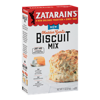 Zatarain's Cheddar Garlic Biscuit Mix