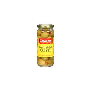Zatarain's Jumbo Stuffed Olives