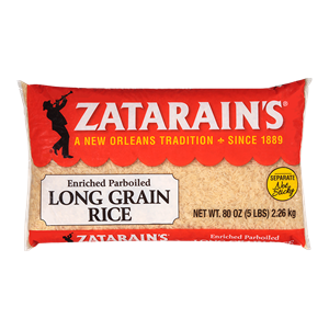 Zatarain's Extra Long Parboiled Rice