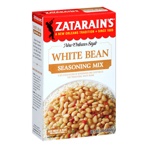 Zatarain's White Bean Seasoning Mix