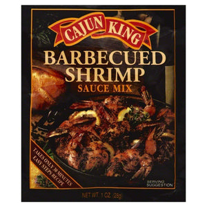 Cajun King Barbecued Shrimp Sauce Mix