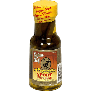 Cajun Chef Sport Peppers