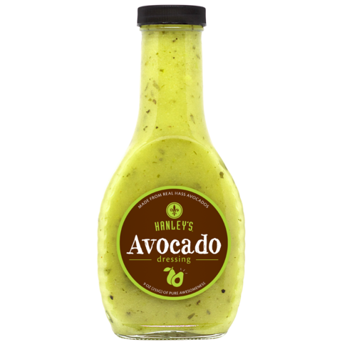 Hanley's Avocado Dressing