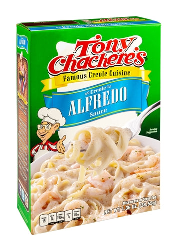 Tony Chachere's Alfredo Sauce Mix