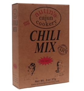 Autin's Chili Mix