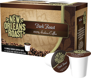 New Orleans Roast Single Serve Cups - Dark Roast
