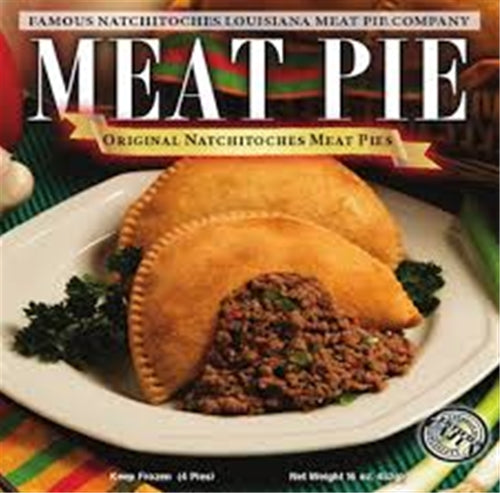 Natchitoches Meat Pies- 15oz