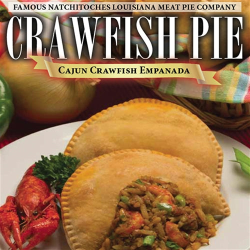 Natchitoches Crawfish Pie