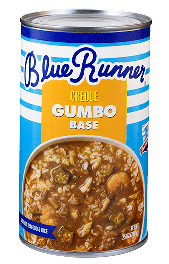 Blue Runner Creole Seafood Gumbo Base