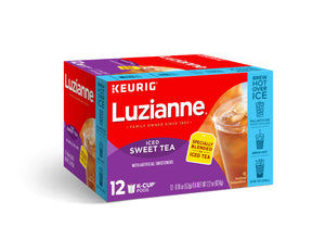 Luzianne Sweet Iced Tea Single Serve Cups