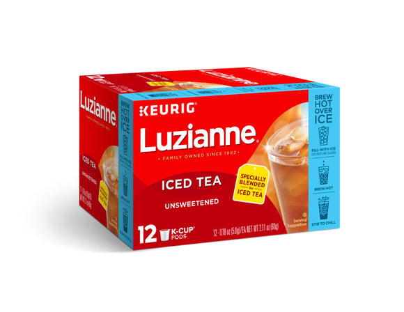Luzianne Iced Tea Single Serve Cups