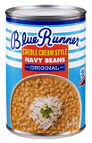 Blue Runner Creole Cream Style Navy Beans