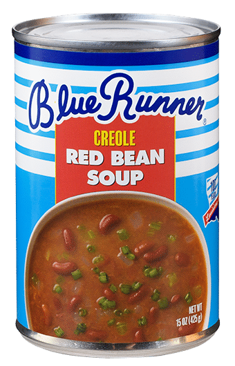 Blue Runner Creole Red Bean Soup