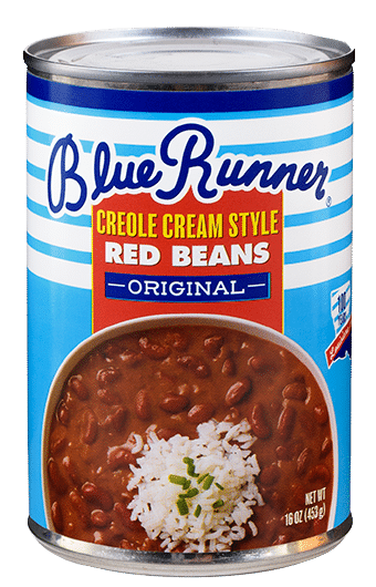 Blue Runner Creole Cream Style Red Beans