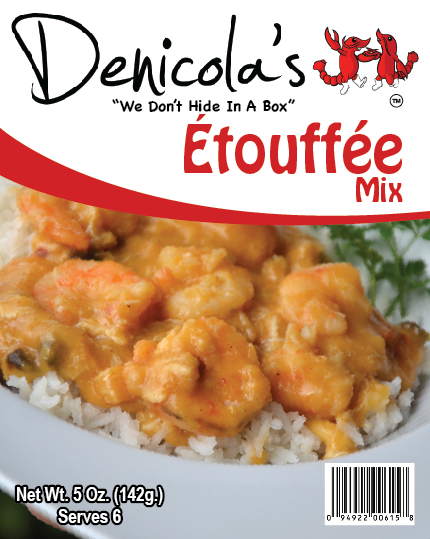 Denicola's Etouffee Mix
