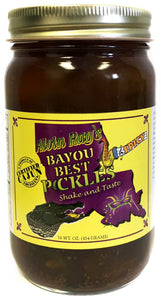 Alvin Ray's Spicy Bayou Best Pickles