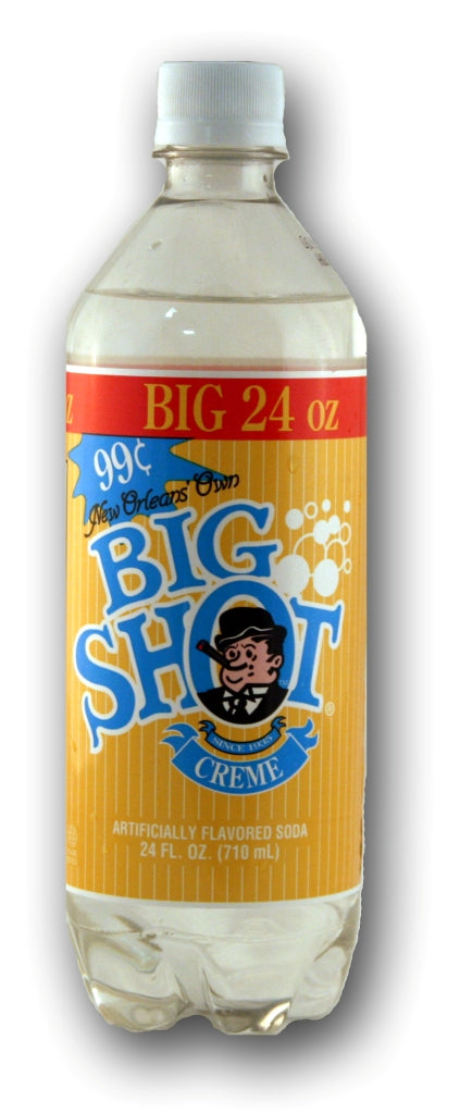 Big Shot Soda