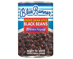 Blue Runner Black Beans