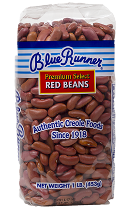 Blue Runner Red Beans