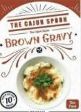 The Cajun Spoon Brown Gravy 1.96oz