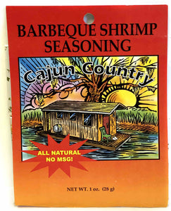 Cajun Country Barbeque Shrimp Seasoning