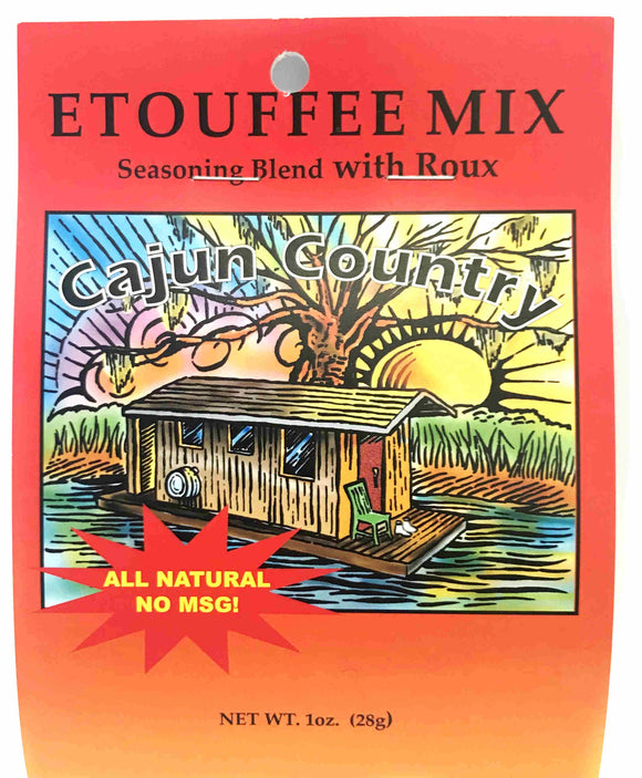 Cajun Country Etouffee Mix
