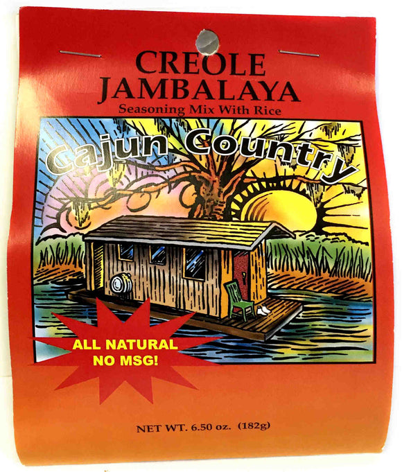 Cajun Country Creole Jambalaya Seasoning Mix