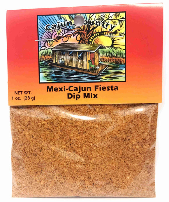 Cajun Country Mexi-Cajun Fiesta Dip Mix