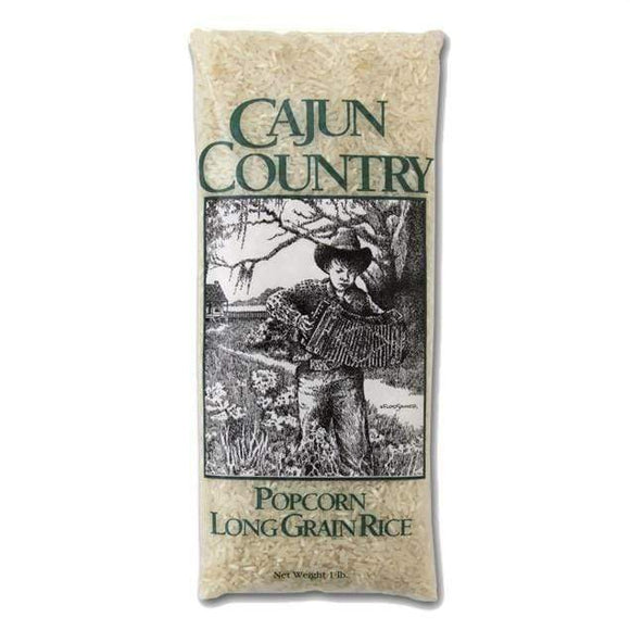 Cajun Country Popcorn Rice