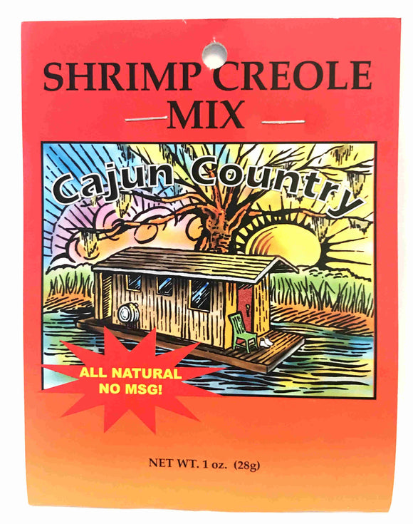 Cajun Country Shrimp Creole Mix
