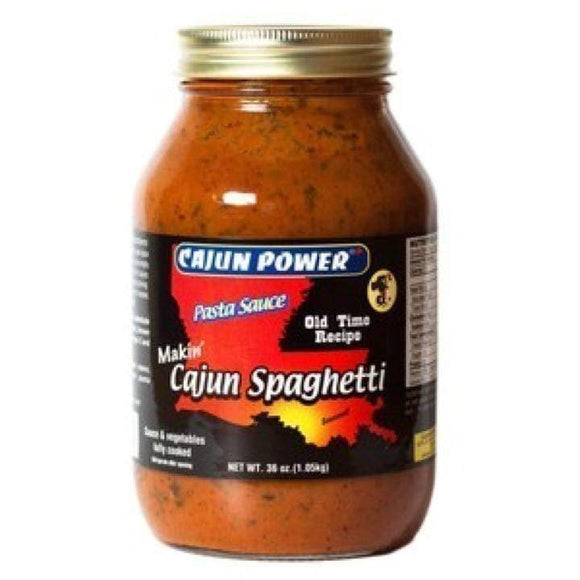 Cajun Power Spaghetti Sauce