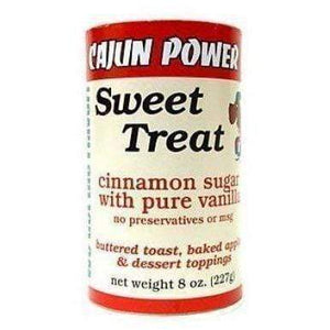 Cajun Power Sweet Treat Seasoning
