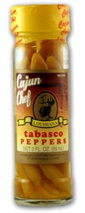 Cajun Chef Tabasco Peppers