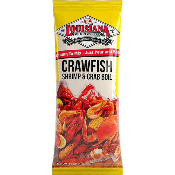 Louisiana Fish Fry Crawfish Boil Seasoning