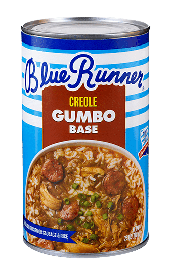 Blue Runner Creole Chicken Gumbo Base