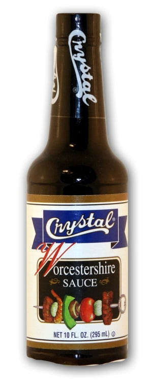 Crystal Worcestershire Sauce