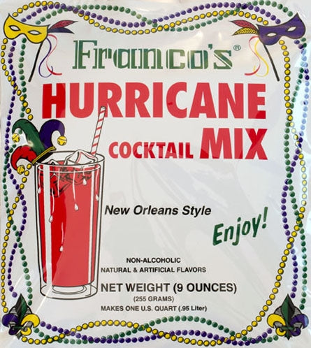 Franco's Hurricane Mix (powder)