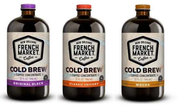 French Market Cold Brew Coffee