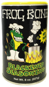 Frog Bone Blackened Seasoning