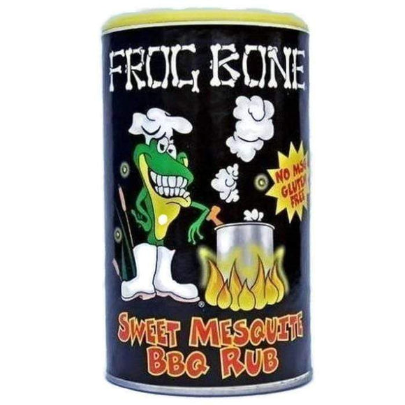 Frog Bone Sweet Mesquite BBQ Rub
