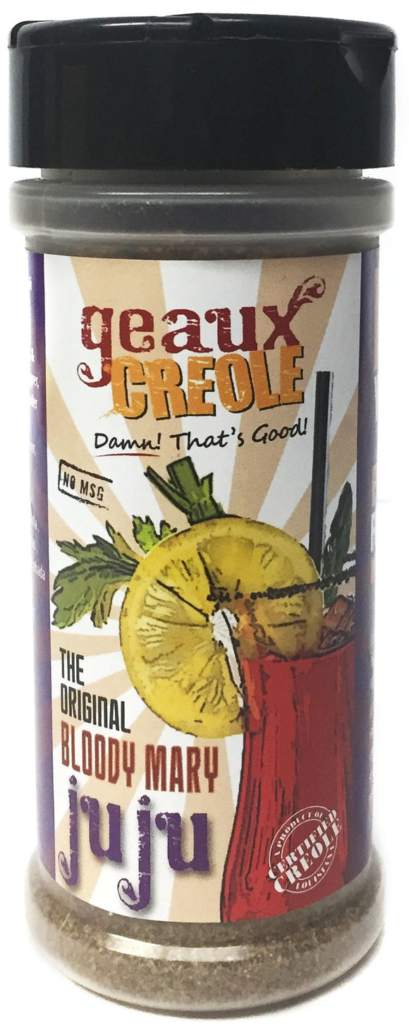 Geaux Creole Bloody Mary JuJu
