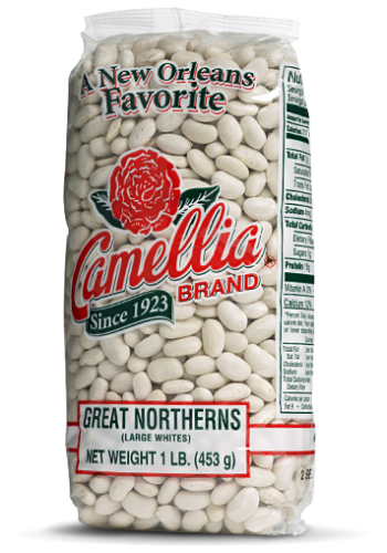 Camellia Great Northern Beans