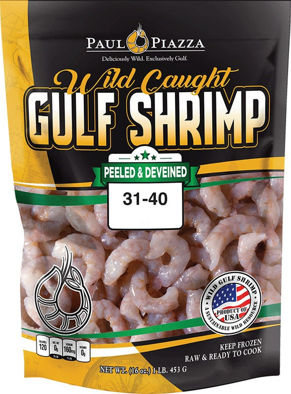 Paul Piazza Gulf Shrimp