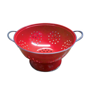 Hot Sauce Red Collander