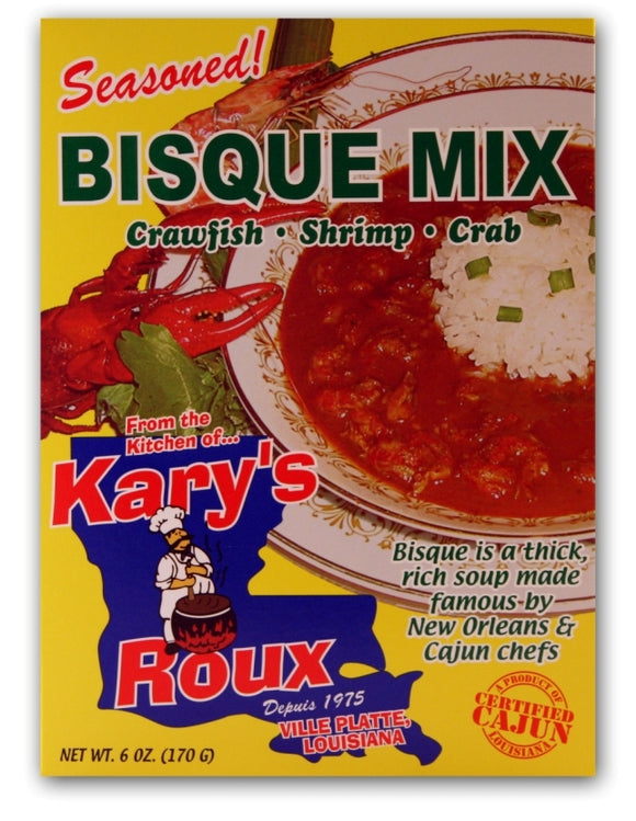Kary's Bisque Mix