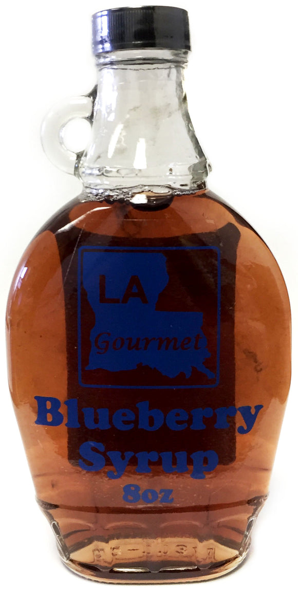 LA Gourmet Blueberry Syrup